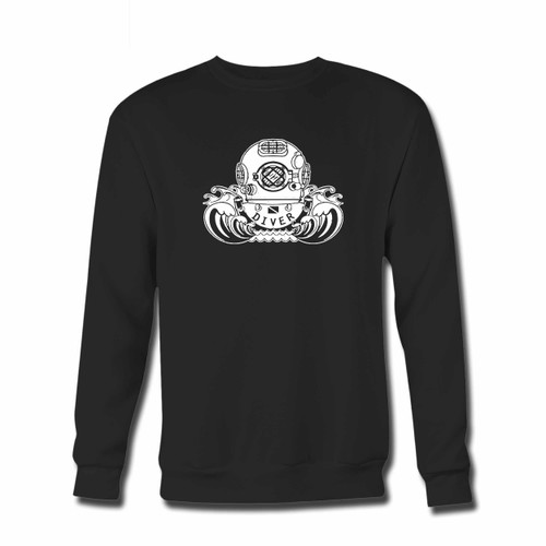 Your Youth Kids Scuba Diving Crewneck Sweatshirt just got an update. This super comfortable and lighter weight crewneck will become your favorite go-to sweatshirt. The cozy spandex cuffs and waistband make this pill-resistant sweatshirt a fan favorite.And your group will look and feel their best in this premium ringspun cotton crew.