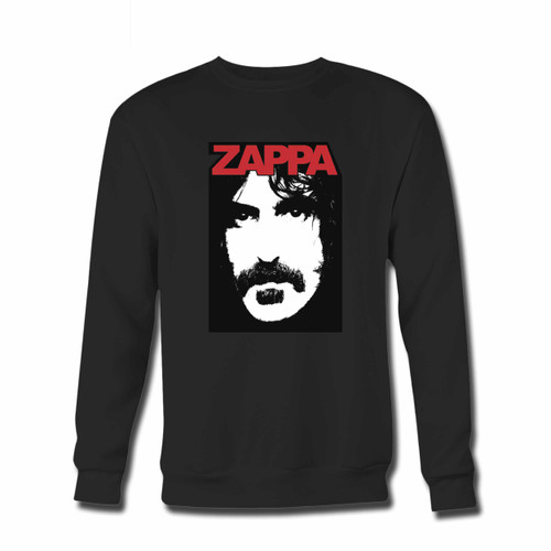 Your Zappa Patch Large Crewneck Sweatshirt just got an update. This super comfortable and lighter weight crewneck will become your favorite go-to sweatshirt. The cozy spandex cuffs and waistband make this pill-resistant sweatshirt a fan favorite.And your group will look and feel their best in this premium ringspun cotton crew.
