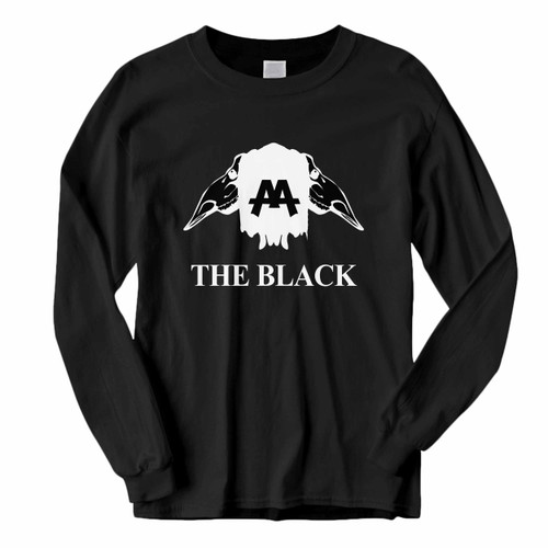 This classic fit Asking Alexandria The Black Aa Twin Long Sleeve Shirt is casually elegant and very comfortable. With fine quality print to make one stand out, it's a perfect fit for every occasion.