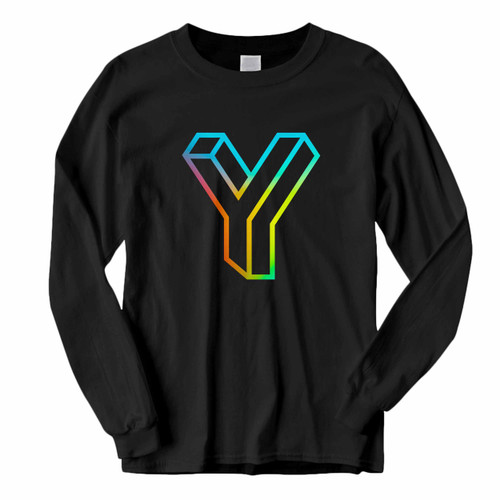 This classic fit Years And Years Logo Long Sleeve Shirt is casually elegant and very comfortable. With fine quality print to make one stand out, it's a perfect fit for every occasion.