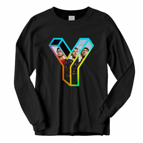 This classic fit Years And Years Logo Photo Long Sleeve Shirt is casually elegant and very comfortable. With fine quality print to make one stand out, it's a perfect fit for every occasion.