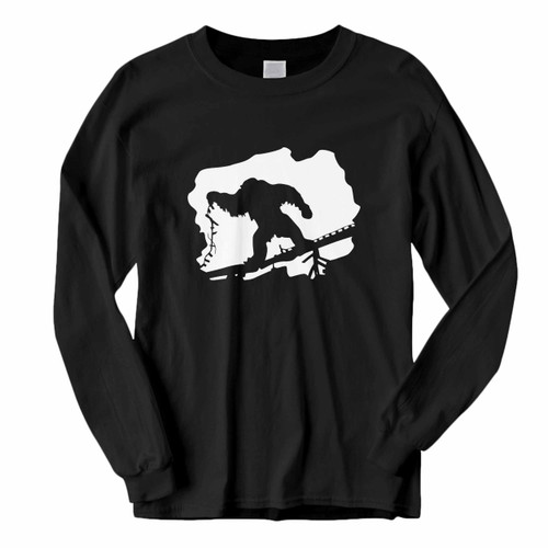 This classic fit Yeti Beware The Legend Long Sleeve Shirt is casually elegant and very comfortable. With fine quality print to make one stand out, it's a perfect fit for every occasion.