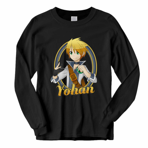 This classic fit Yohan Long Sleeve Shirt is casually elegant and very comfortable. With fine quality print to make one stand out, it's a perfect fit for every occasion.