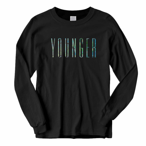 This classic fit Younger Long Sleeve Shirt is casually elegant and very comfortable. With fine quality print to make one stand out, it's a perfect fit for every occasion.