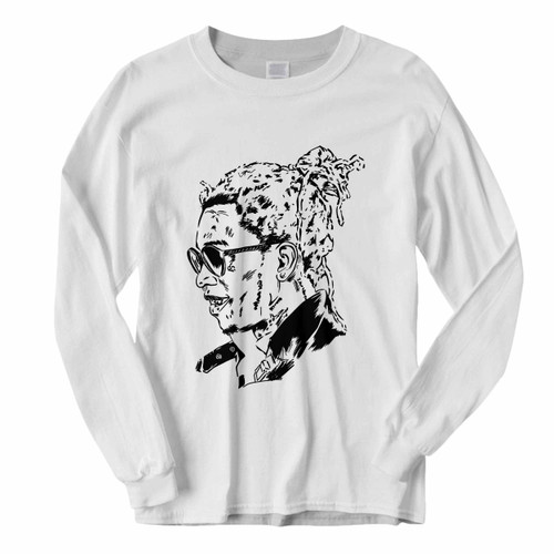 This classic fit Young Thug Art Poster Long Sleeve Shirt is casually elegant and very comfortable. With fine quality print to make one stand out, it's a perfect fit for every occasion.