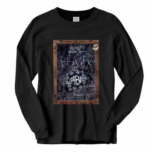 This classic fit You Know You Like It Dj Snake Alunageorge Long Sleeve Shirt is casually elegant and very comfortable. With fine quality print to make one stand out, it's a perfect fit for every occasion.