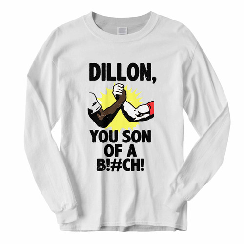 This classic fit You Son Of A Bitch Long Sleeve Shirt is casually elegant and very comfortable. With fine quality print to make one stand out, it's a perfect fit for every occasion.