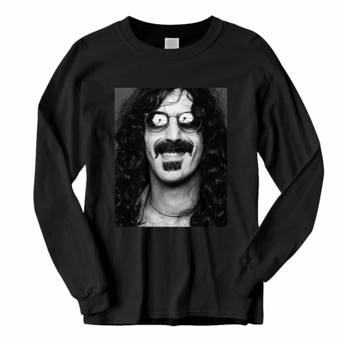 This classic fit Zappa Grayscale Photo Woth Eyesglasses Long Sleeve Shirt is casually elegant and very comfortable. With fine quality print to make one stand out, it's a perfect fit for every occasion.