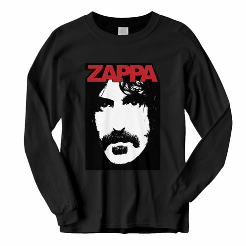 This classic fit Zappa Patch Large Long Sleeve Shirt is casually elegant and very comfortable. With fine quality print to make one stand out, it's a perfect fit for every occasion.