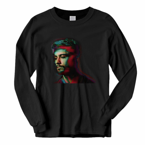 This classic fit Zayn Malik Pillowtalk Photo Blur Long Sleeve Shirt is casually elegant and very comfortable. With fine quality print to make one stand out, it's a perfect fit for every occasion.
