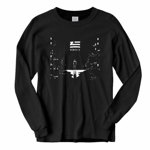This classic fit Zhu Genesis Cover Simple Man Long Sleeve Shirt is casually elegant and very comfortable. With fine quality print to make one stand out, it's a perfect fit for every occasion.