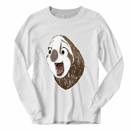 This classic fit Zootopia Flash Face Long Sleeve Shirt is casually elegant and very comfortable. With fine quality print to make one stand out, it's a perfect fit for every occasion.