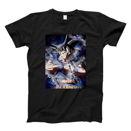 Best Ultra instinct Goku Fresh Men T Shirt