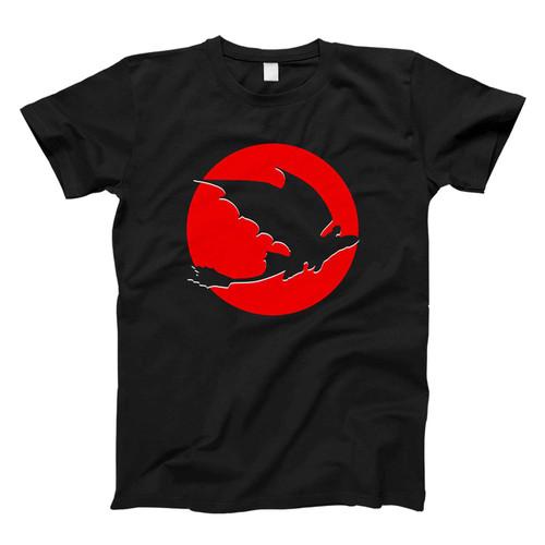 Nightmare Before Toothless Fresh Men T Shirt