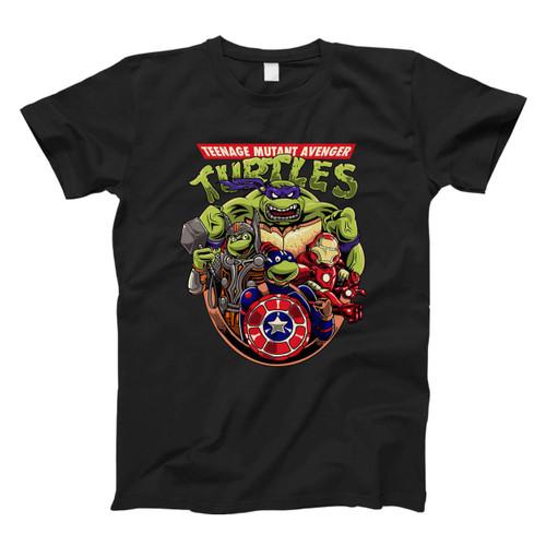Teage Mutant NinjaTurtles Avenger Fresh Men T Shirt