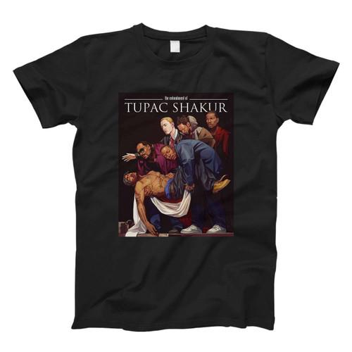 The Golden Era Of Hip Hop Tupac 2 Pac Fresh Men T Shirt