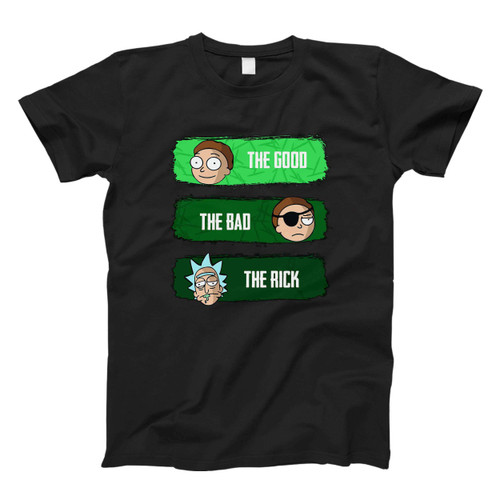 The Good The Bad Fresh Men T Shirt