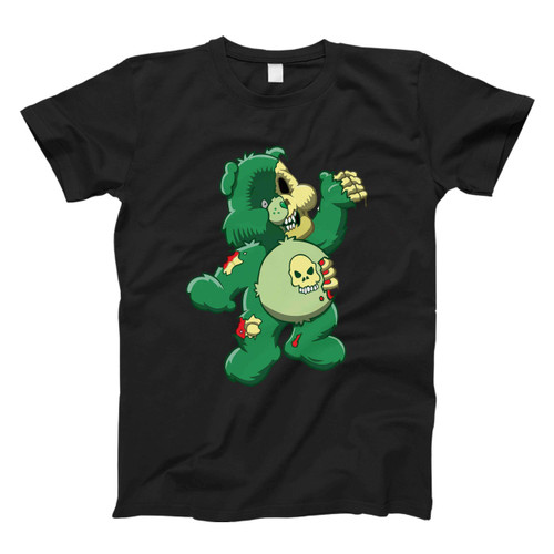 Zombie Care Bear Halloween Fresh Men T Shirt