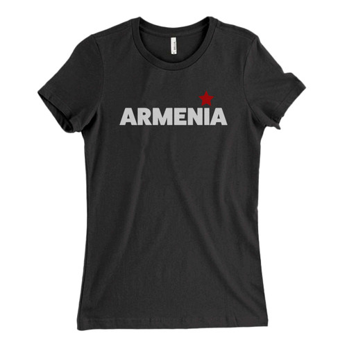 These are Armenia Fresh Women T Shirt that are cute tied to the side or paired with a cardigan or jacket for a more styled look. So comfy and classic, they are sure to make your vacation extra magical.