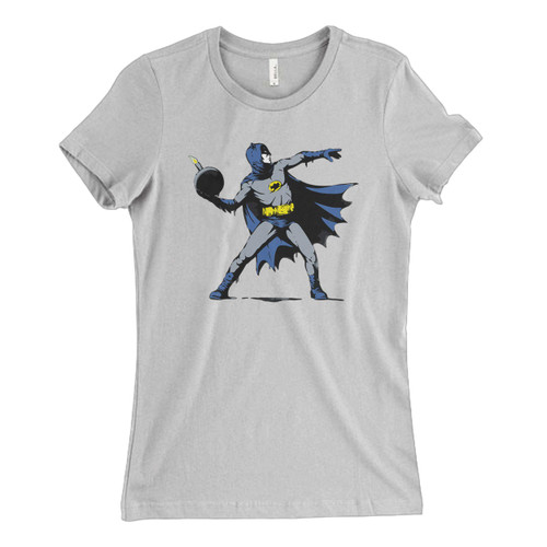 These are Batsy Fresh Women T Shirt that are cute tied to the side or paired with a cardigan or jacket for a more styled look. So comfy and classic, they are sure to make your vacation extra magical.