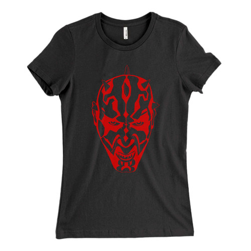 These are Darth Maul Sith Lord Star Wars Fresh Women T Shirt that are cute tied to the side or paired with a cardigan or jacket for a more styled look. So comfy and classic, they are sure to make your vacation extra magical.