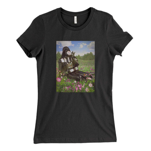 These are Darth Sipping Some Fresh Women T Shirt that are cute tied to the side or paired with a cardigan or jacket for a more styled look. So comfy and classic, they are sure to make your vacation extra magical.