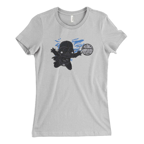 These are Darth Vader Nevermind Fresh Women T Shirt that are cute tied to the side or paired with a cardigan or jacket for a more styled look. So comfy and classic, they are sure to make your vacation extra magical.