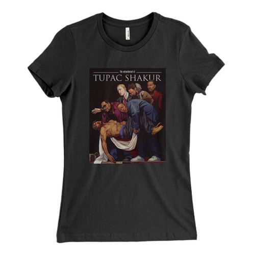 These are The Golden Era Of Hip Hop Tupac 2 Pac Fresh Women T Shirt that are cute tied to the side or paired with a cardigan or jacket for a more styled look. So comfy and classic, they are sure to make your vacation extra magical.