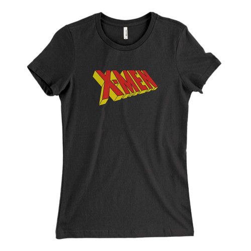 These are X Men Retro Logo Fresh Women T Shirt that are cute tied to the side or paired with a cardigan or jacket for a more styled look. So comfy and classic, they are sure to make your vacation extra magical.