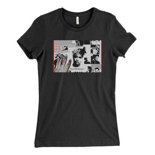 These are X X X Tentacion Members Only Vol 3 Fresh Women T Shirt that are cute tied to the side or paired with a cardigan or jacket for a more styled look. So comfy and classic, they are sure to make your vacation extra magical.