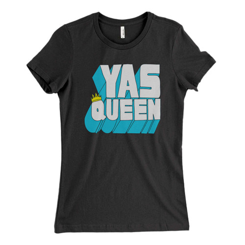 These are Yas Queen Fresh Women T Shirt that are cute tied to the side or paired with a cardigan or jacket for a more styled look. So comfy and classic, they are sure to make your vacation extra magical.