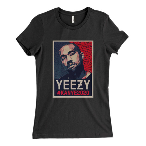 These are Yeezy Kanye 2020 Fresh Women T Shirt that are cute tied to the side or paired with a cardigan or jacket for a more styled look. So comfy and classic, they are sure to make your vacation extra magical.