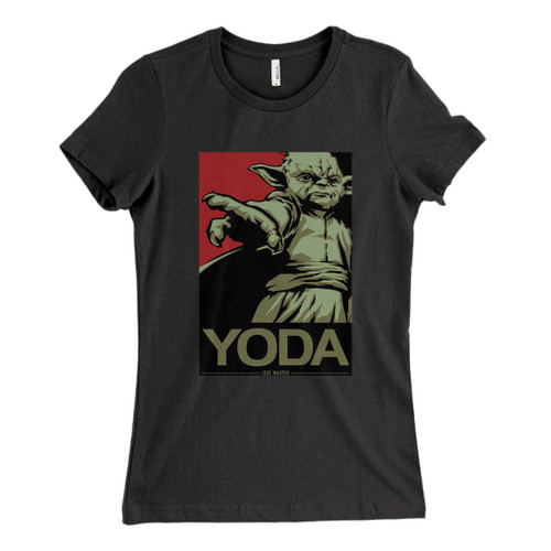 These are Yoda Jedi Master Star Wars Fresh Women T Shirt that are cute tied to the side or paired with a cardigan or jacket for a more styled look. So comfy and classic, they are sure to make your vacation extra magical.
