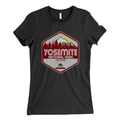 These are Yosemite National Park California Fresh Women T Shirt that are cute tied to the side or paired with a cardigan or jacket for a more styled look. So comfy and classic, they are sure to make your vacation extra magical.