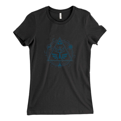 These are Zelda Mandala Fresh Women T Shirt that are cute tied to the side or paired with a cardigan or jacket for a more styled look. So comfy and classic, they are sure to make your vacation extra magical.