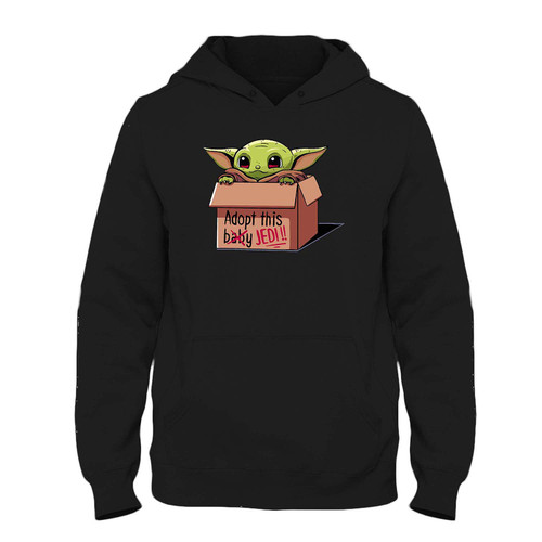 Was created with comfort in mind, this Adopt a baby yoda Fresh Hoodie lighter weight is perfect for any activity. Teams and groups love this hoodie for its affordable price and variety of colors.
