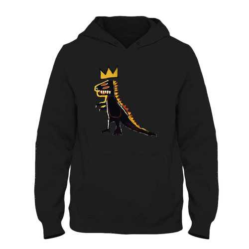 Was created with comfort in mind, this Basquiat Dinosaur Fresh Hoodie lighter weight is perfect for any activity. Teams and groups love this hoodie for its affordable price and variety of colors.