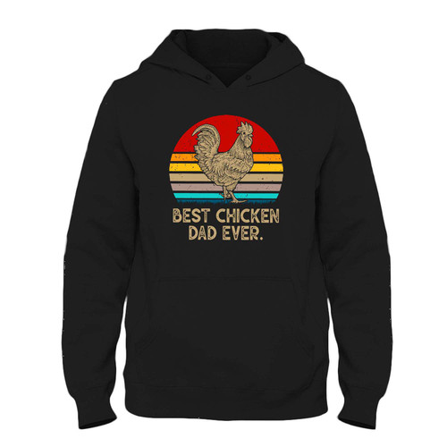 Was created with comfort in mind, this Best Chicken Dad Ever Fresh Best Hoodie lighter weight is perfect for any activity. Teams and groups love this hoodie for its affordable price and variety of colors.