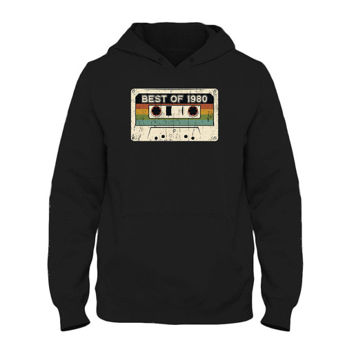 Was created with comfort in mind, this Best Of 1980 Fresh Best Hoodie lighter weight is perfect for any activity. Teams and groups love this hoodie for its affordable price and variety of colors.