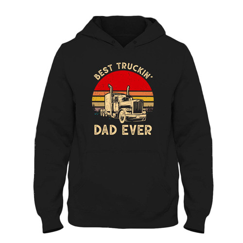 Was created with comfort in mind, this Best Truckin Dad Ever Fresh Best Hoodie lighter weight is perfect for any activity. Teams and groups love this hoodie for its affordable price and variety of colors.