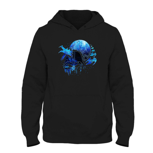 Was created with comfort in mind, this Darth Vader Fresh Best Hoodie lighter weight is perfect for any activity. Teams and groups love this hoodie for its affordable price and variety of colors.