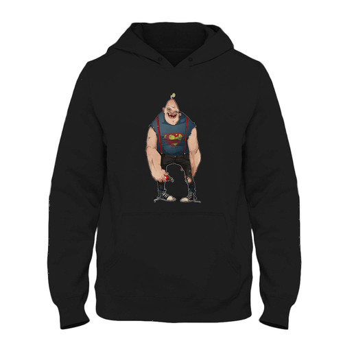 Was created with comfort in mind, this Goonies Fresh Best Hoodie lighter weight is perfect for any activity. Teams and groups love this hoodie for its affordable price and variety of colors.