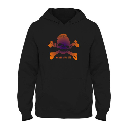 Was created with comfort in mind, this Goonies Never Say Die Fresh Best Hoodie lighter weight is perfect for any activity. Teams and groups love this hoodie for its affordable price and variety of colors.