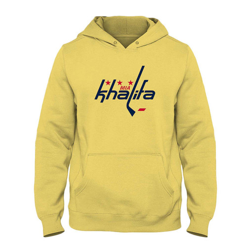 Was created with comfort in mind, this Mia Khalifa Caps Logo Fresh Best Hoodie lighter weight is perfect for any activity. Teams and groups love this hoodie for its affordable price and variety of colors.