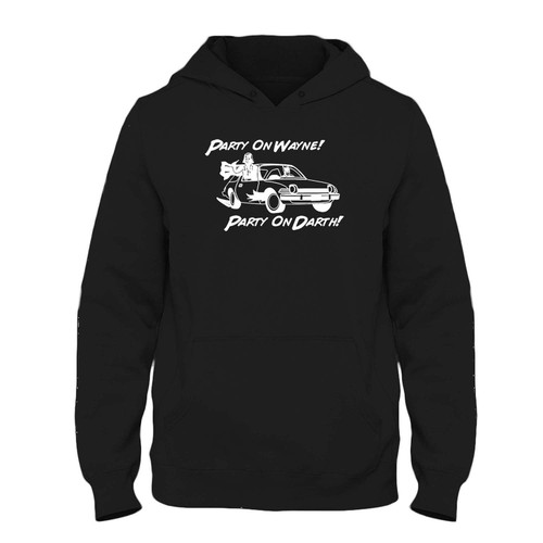 Was created with comfort in mind, this Party On Wayne Party On Darth Fresh Best Hoodie lighter weight is perfect for any activity. Teams and groups love this hoodie for its affordable price and variety of colors.