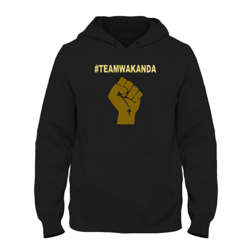 Was created with comfort in mind, this Team Wakanda Black Panther Fresh Best Hoodie lighter weight is perfect for any activity. Teams and groups love this hoodie for its affordable price and variety of colors.