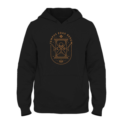 Was created with comfort in mind, this Tempus Edax Rerum Fresh Best Hoodie lighter weight is perfect for any activity. Teams and groups love this hoodie for its affordable price and variety of colors.