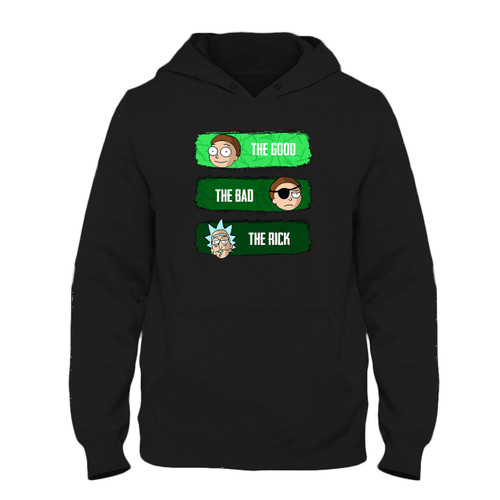 Was created with comfort in mind, this The Good The Bad Fresh Best Hoodie lighter weight is perfect for any activity. Teams and groups love this hoodie for its affordable price and variety of colors.
