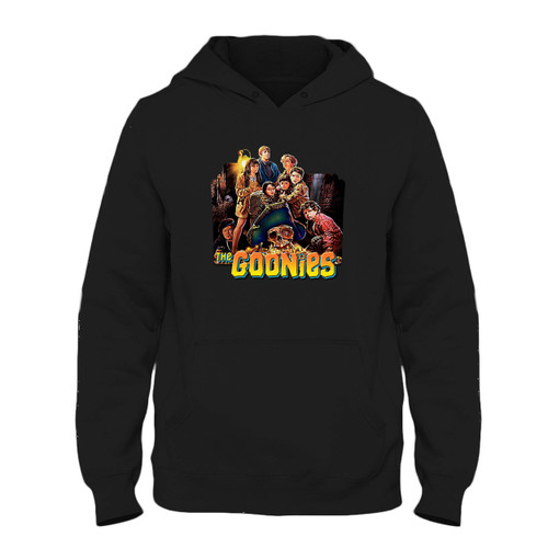 Was created with comfort in mind, this The Goonies Fresh Best Hoodie lighter weight is perfect for any activity. Teams and groups love this hoodie for its affordable price and variety of colors.