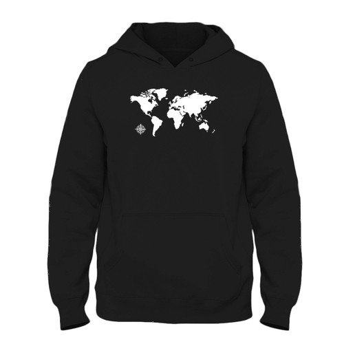 Was created with comfort in mind, this World Map Compass Fresh Best Hoodie lighter weight is perfect for any activity. Teams and groups love this hoodie for its affordable price and variety of colors.